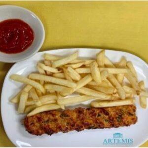 Kids Chicken Adana Kebab